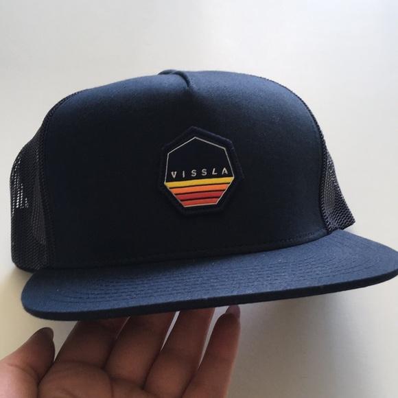 aab5d75a509 Vissla Dead Love Hat - Navy